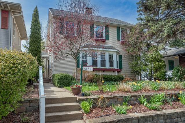 4139 N Stowell Ave, Shorewood, WI 53211 (#1735641) :: Tom Didier Real Estate Team