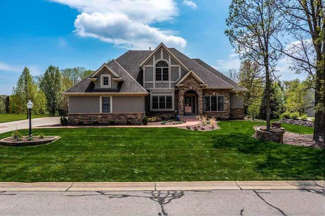 8741 Shadowood Trl, Mount Pleasant, WI 53406 (#1738991) :: RE/MAX Service First