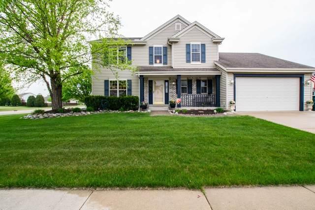 839 N Patricia St, Elkhorn, WI 53121 (#1741566) :: Keller Williams Realty - Milwaukee Southwest