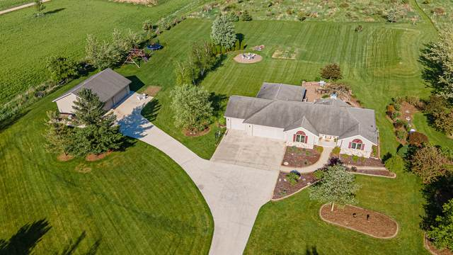 N4585 Brusse Rd, Lima, WI 53085 (#1742542) :: EXIT Realty XL