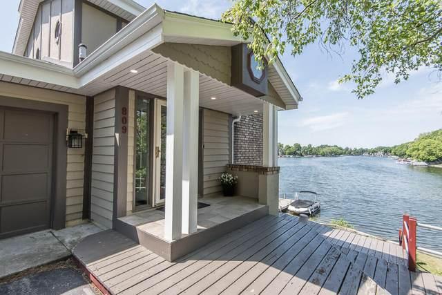 N55W34809 Lake Dr, Oconomowoc, WI 53066 (#1744153) :: Keller Williams Realty - Milwaukee Southwest