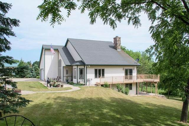 N2186 County Road D, Hebron, WI 53538 (#1744751) :: RE/MAX Service First
