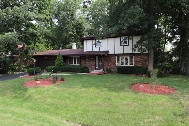 552 Wiswell Dr, Williams Bay, WI 53191 (#1752526) :: EXIT Realty XL