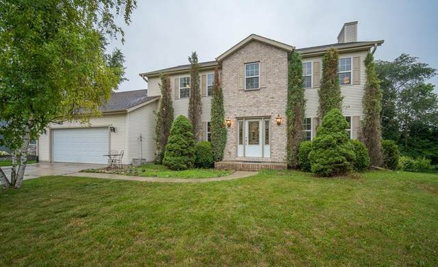 1180 Auburn Rd, West Bend, WI 53090 (#1753279) :: EXIT Realty XL