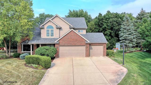 11101 233rd Ave, Salem Lakes, WI 53179 (#1755222) :: Re/Max Leading Edge, The Fabiano Group