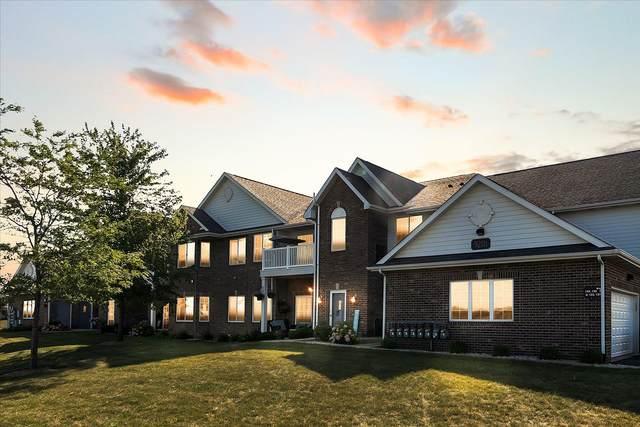 9201 66th Ave #137, Pleasant Prairie, WI 53158 (#1755541) :: Tom Didier Real Estate Team