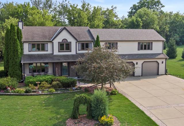 4958 Bayfield Dr, Waterford, WI 53185 (#1757176) :: EXIT Realty XL