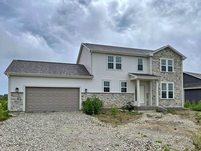3727 Morris St, Caledonia, WI 53126 (#1757278) :: EXIT Realty XL