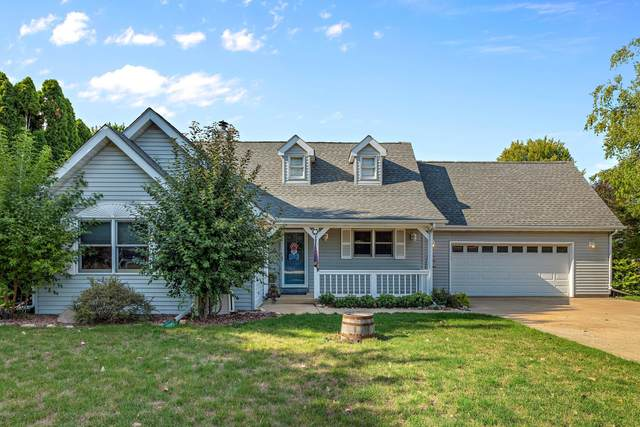 1210 Winged Foot Dr, Twin Lakes, WI 53181 (#1758811) :: EXIT Realty XL