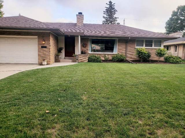 7305 W Wells St, Wauwatosa, WI 53213 (#1760217) :: EXIT Realty XL
