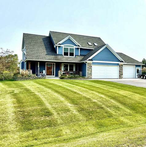 6505 375th Ave, Wheatland, WI 53105 (#1761333) :: EXIT Realty XL