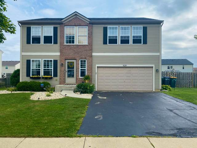 929 N Pheasant Way, Elkhorn, WI 53121 (#1761779) :: Re/Max Leading Edge, The Fabiano Group