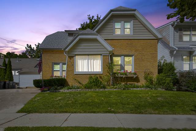 613 N 59th St, Wauwatosa, WI 53213 (#1762538) :: EXIT Realty XL