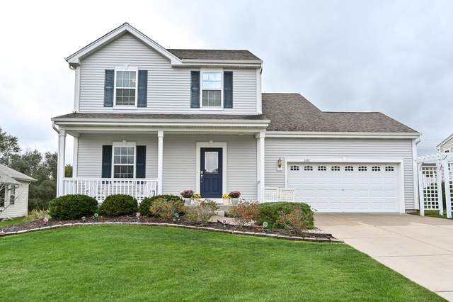 1905 Creekside Pl, West Bend, WI 53095 (#1764216) :: EXIT Realty XL