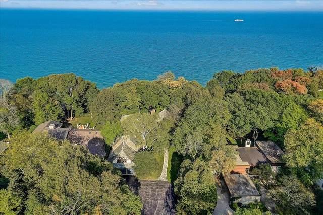 4676 N Lake Dr, Whitefish Bay, WI 53211 (#1766075) :: Tom Didier Real Estate Team