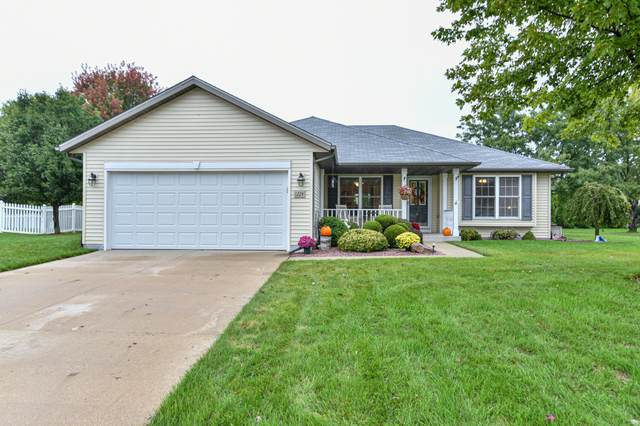 1224 Riva Rdg, Caledonia, WI 53402 (#1766765) :: RE/MAX Service First