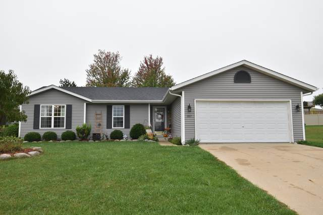 357 S Creek Dr, Elkhorn, WI 53121 (#1768586) :: RE/MAX Service First