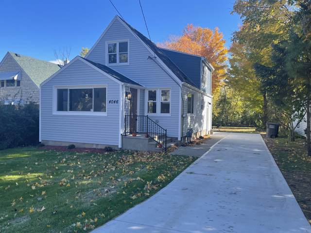 4046 S 41st St, Greenfield, WI 53221 (#1769300) :: Keller Williams Realty - Milwaukee Southwest