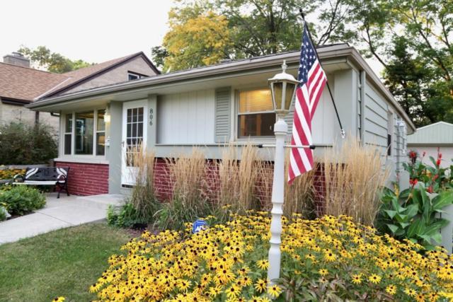 806 W Lasalle Ave, Glendale, WI 53209 (#1551039) :: Vesta Real Estate Advisors LLC