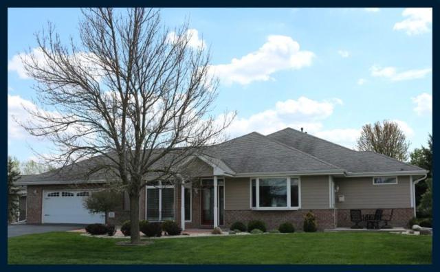 121 Pheasant Run, Johnson Creek, WI 53038 (#1626071) :: Tom Didier Real Estate Team