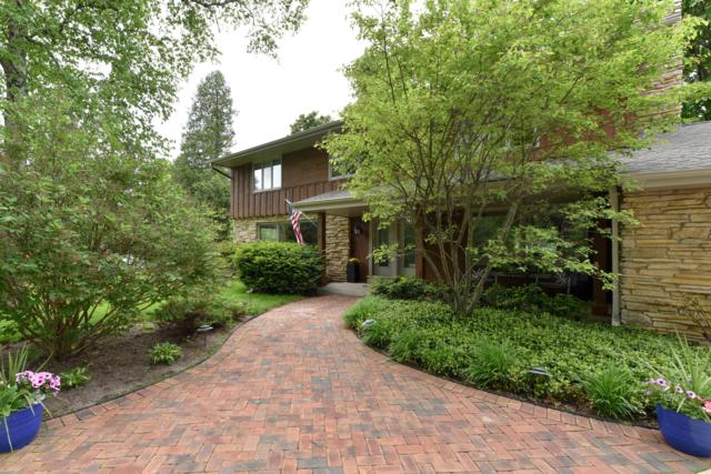 921 E Calumet Rd, Fox Point, WI 53217 (#1640110) :: Tom Didier Real Estate Team