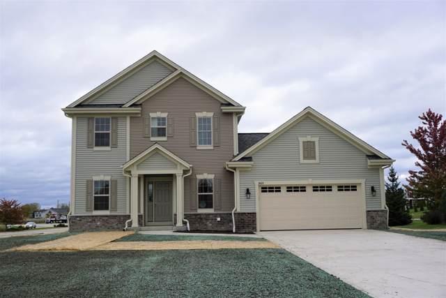 3805 Yates Dr Lt59, Mount Pleasant, WI 53406 (#1647721) :: Tom Didier Real Estate Team