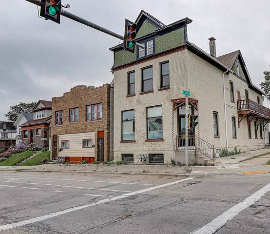 339 W Lincoln Ave 339 UPPER, Milwaukee, WI 53207 (#1658408) :: eXp Realty LLC