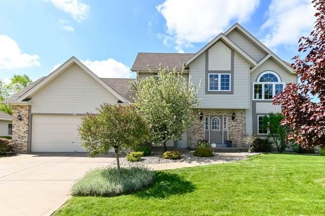 825 Horner Dr, Caledonia, WI 53402 (#1691708) :: NextHome Prime Real Estate