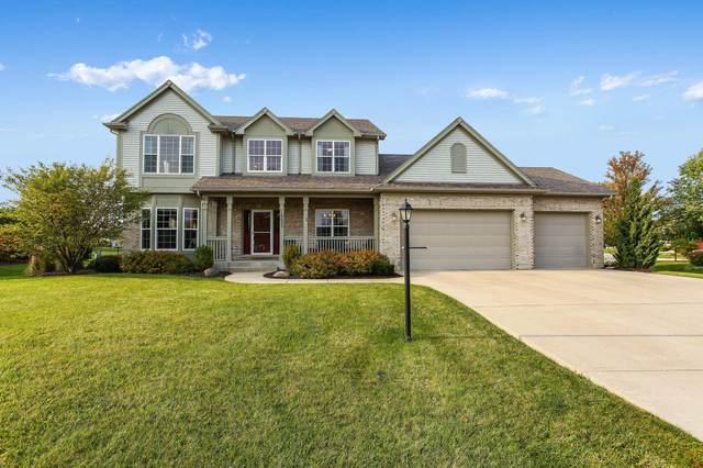 10033 50th Ct, Pleasant Prairie, WI 53158 (#1710498) :: Tom Didier Real Estate Team