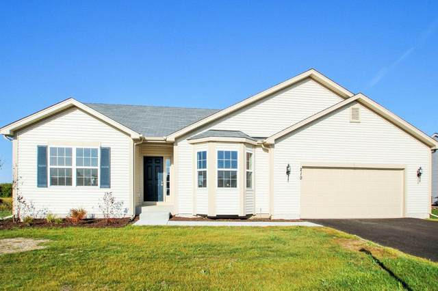 407 Chesterfield Ct Lt179, Williams Bay, WI 53191 (#1715572) :: Tom Didier Real Estate Team