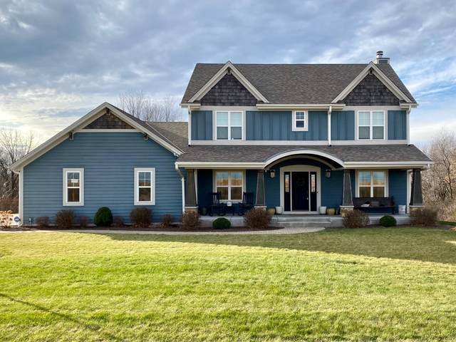N6147 N Red Wing Ln, Lafayette, WI 53121 (#1715640) :: RE/MAX Service First