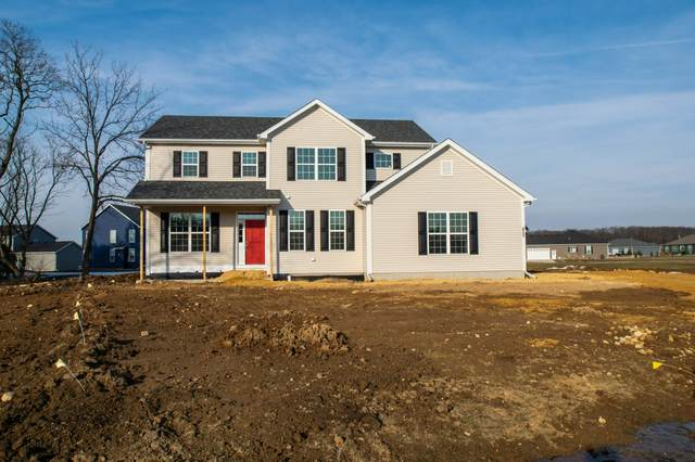 402 Chesterfield Ct Lt184, Williams Bay, WI 53191 (#1731743) :: RE/MAX Service First