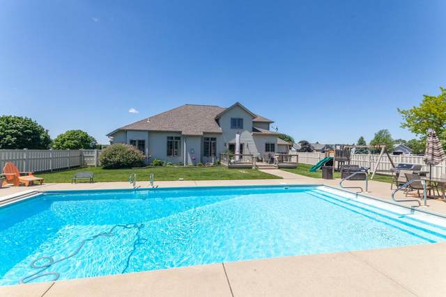 6403 S Krueger Dr, Rock, WI 53511 (#1743091) :: RE/MAX Service First
