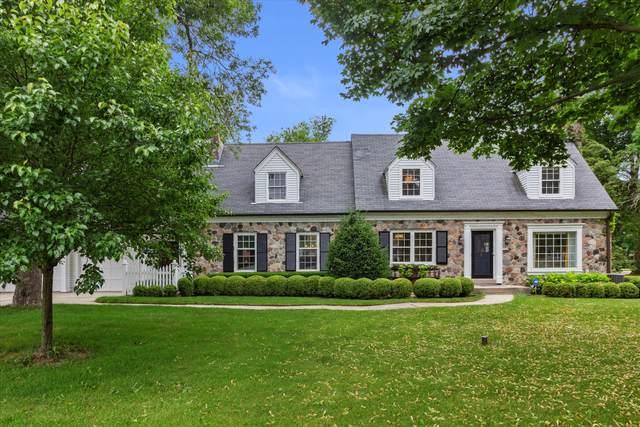 7306 N Longacre Rd, Fox Point, WI 53217 (#1743343) :: Tom Didier Real Estate Team