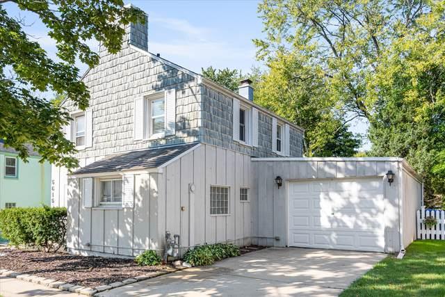 5615 Badger Ct, Greendale, WI 53129 (#1761791) :: Keller Williams Realty - Milwaukee Southwest