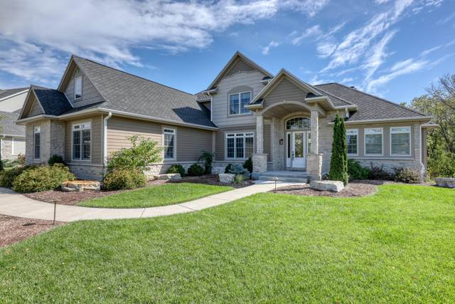 1900 Carriage Hills Dr, Delafield, WI 53018 (#1763253) :: RE/MAX Service First