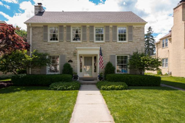 5227 N Berkeley Blvd, Whitefish Bay, WI 53217 (#1536431) :: Tom Didier Real Estate Team