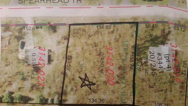 Lt30 Spearhead Trl, Hubbard, WI 53039 (#1613389) :: Tom Didier Real Estate Team