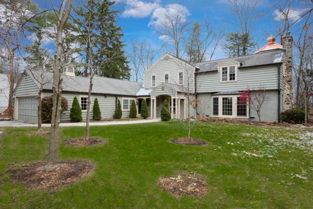 7600 N Lake Dr, Fox Point, WI 53217 (#1613425) :: Tom Didier Real Estate Team