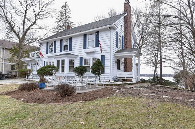 2905 E Lakeshore Dr, Twin Lakes, WI 53181 (#1718692) :: Tom Didier Real Estate Team