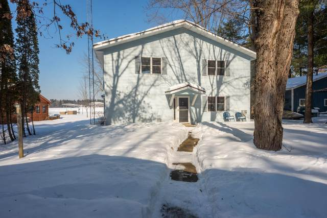 W2706 S Tuttle Lake Rd, Crystal Lake, WI 54960 (#1727384) :: OneTrust Real Estate