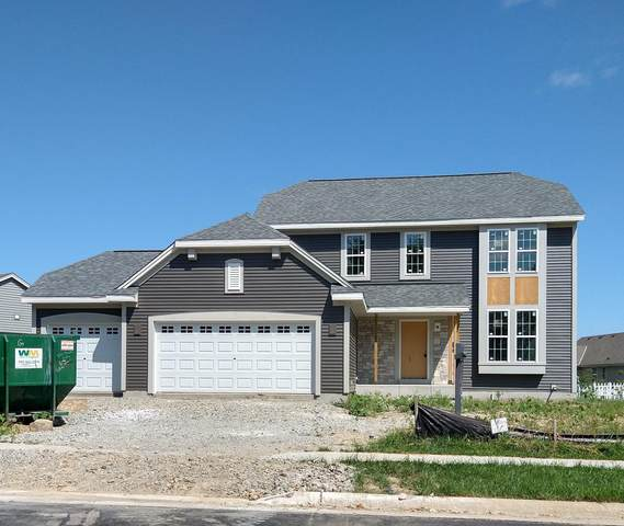 809 Belmont Dr, Watertown, WI 53094 (#1733469) :: EXIT Realty XL