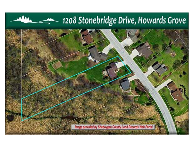 1208 Stonebridge Dr, Howards Grove, WI 53083 (#1653641) :: Tom Didier Real Estate Team