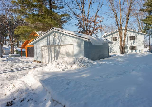 W2706 S Tuttle Lake Rd, Crystal Lake, WI 54960 (#1727384) :: Tom Didier Real Estate Team