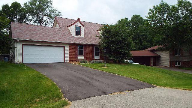5134 Kings Cir, Racine, WI 53406 (#1613459) :: Tom Didier Real Estate Team