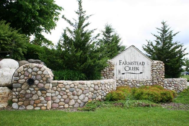 Lt40 Farmstead Creek Lt64, Lt141-149, Slinger, WI 53086 (#1615979) :: Tom Didier Real Estate Team