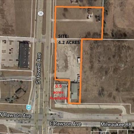 124 E Rawson Ave 6942 S Howell A, Oak Creek, WI 53154 (#1616862) :: Vesta Real Estate Advisors LLC