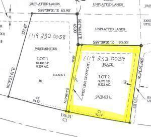 Lt2 Highland View Dr, West Bend, WI 53095 (#1616906) :: Tom Didier Real Estate Team