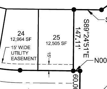 Lt25 Arbor Creek Dr, Oak Creek, WI 53154 (#1619766) :: Tom Didier Real Estate Team