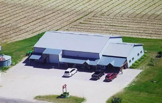 E4548 County Rd Ff, Hay River, WI 54725 (#1621637) :: Tom Didier Real Estate Team